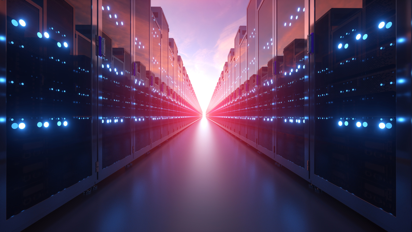 Virtual Private Servers in a line
